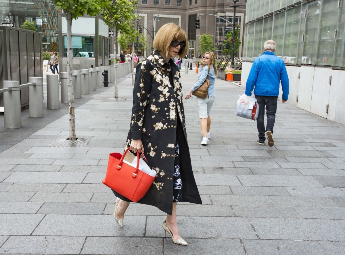 Anna Wintour / Vida Press nuotr.